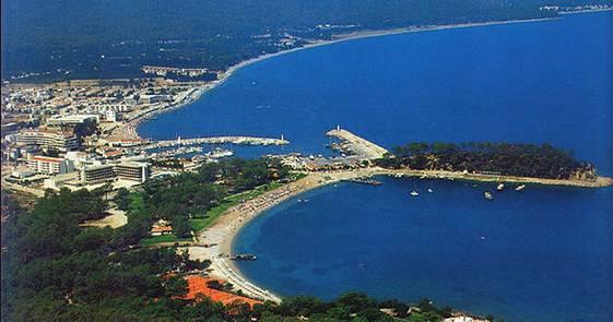 Какое море в Турции Кемер