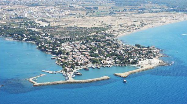Курортный город Турции Сиде