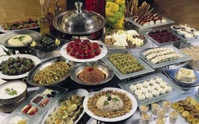 Национальная кухня Турции