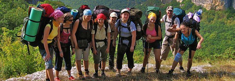 Походы в Кемере - активный отдых в Турции