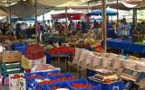 Рынок (базар) в Кемере