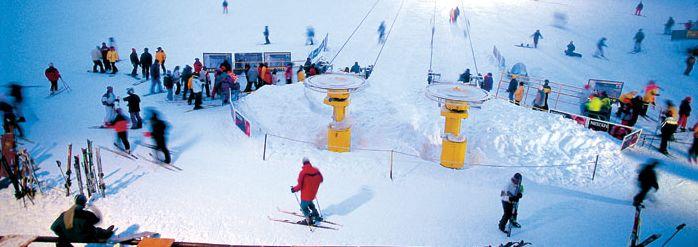 Улудаг - горнолыжный курорт Турции