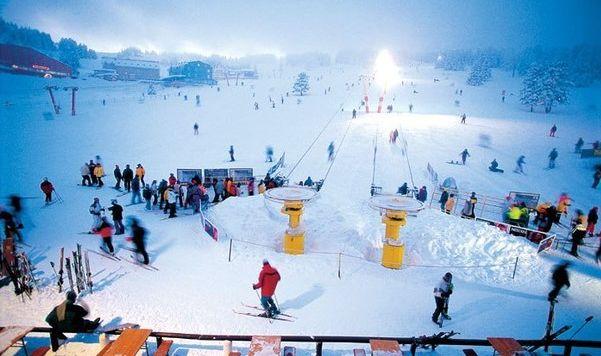 горнолыжный курорт улудаг турция