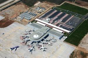 Аэропорт в Анталии турция