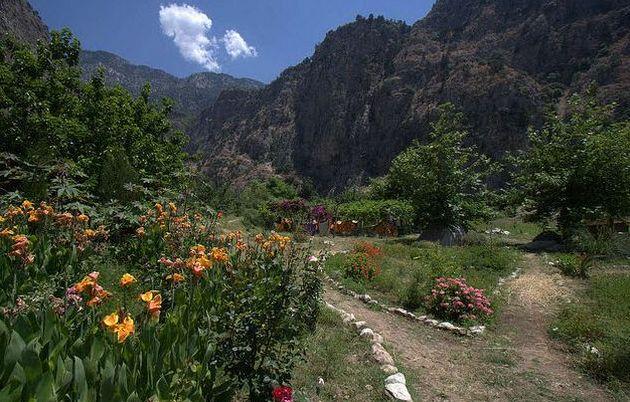 Долина бабочек в Фетхие