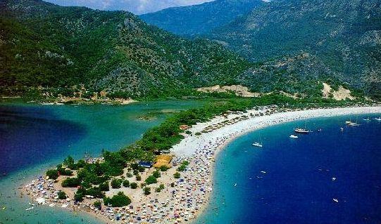 Фетхие - курортный город Турции