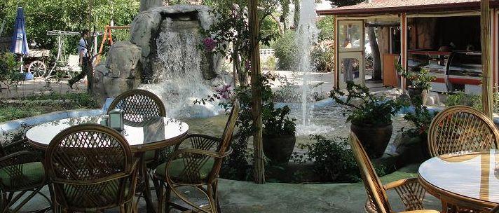Кафе в Кемере