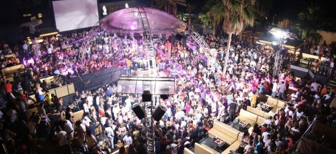 Ночные клубы Кемера Турция