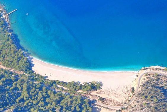 Пляж Кидрак Турция