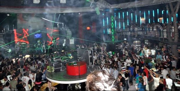 Salinas Night Club