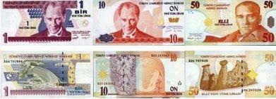 Сколько денег брать с собой в Турцию 2013