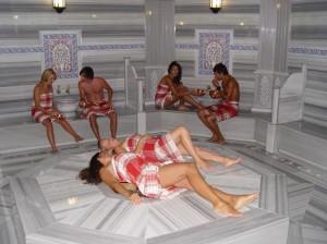 Турецкие бани Hamam