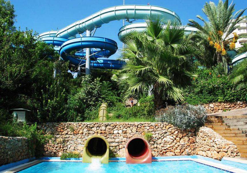 аквапарк аквалэнд в анталии цены