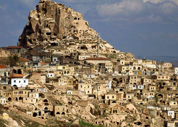 город Каппадокия