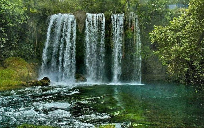 пещера бельдиби водопад