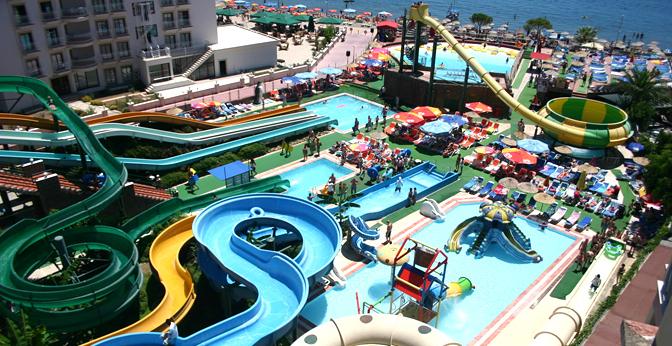 аквапарк атлантис турция