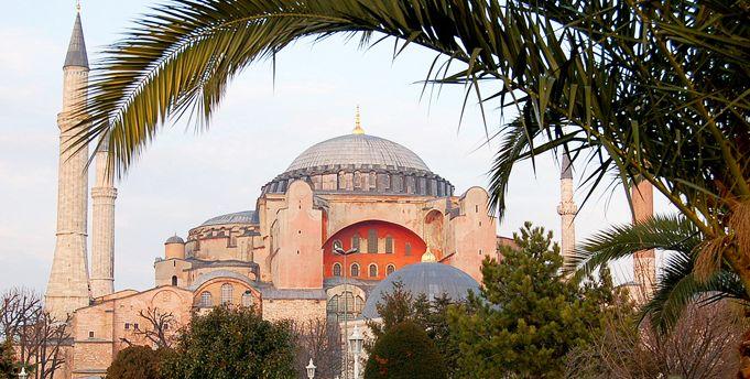 Мечеть Святой Софии