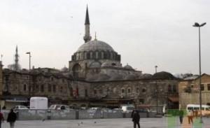 мечеть рустема паши в стамбуле