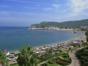 Кемер в апреле (Турция)