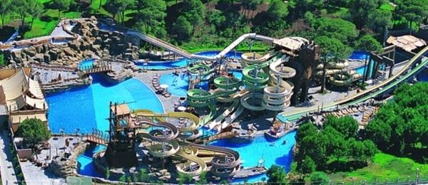 Акваленд аквапарк
