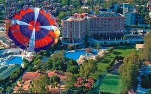 Отель Ganita Garden Club 5 (Алания, Турция)