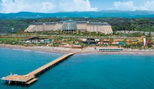 Отель Long Beach Resort 5