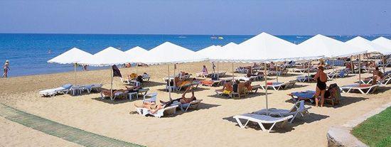 лара пляж
